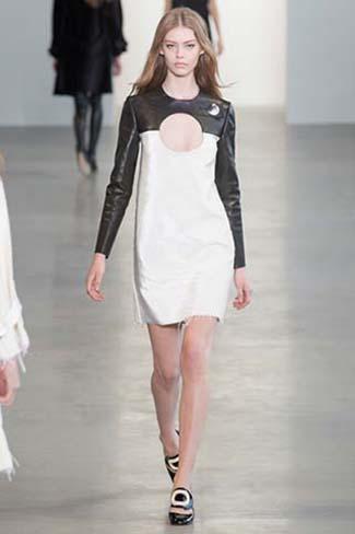 Calvin Klein Fall Winter 2015 2016 Womenswear 6