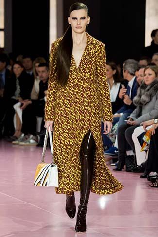 Christian Dior Fall Winter 2015 2016 Womenswear 1