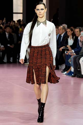 Christian Dior Fall Winter 2015 2016 Womenswear 2