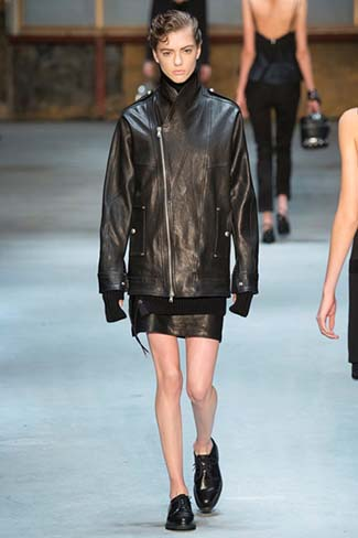 Diesel Black Gold Fall Winter 2015 2016 Womenswear 8
