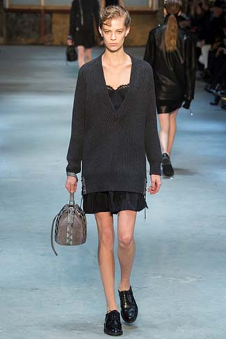 Diesel Black Gold Fall Winter 2015 2016 Womenswear 9