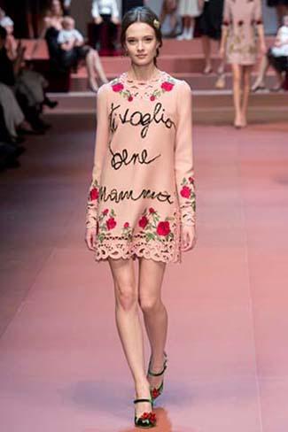 Dolce Gabbana Fall Winter 2015 2016 Womenswear 1