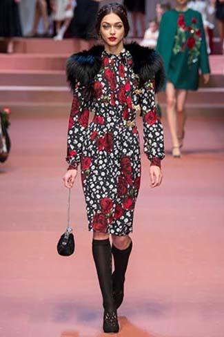 Dolce Gabbana Fall Winter 2015 2016 Womenswear 10