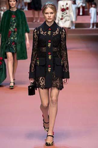 Dolce Gabbana Fall Winter 2015 2016 Womenswear 3