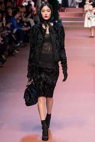 Dolce Gabbana Fall Winter 2015 2016 Womenswear 4