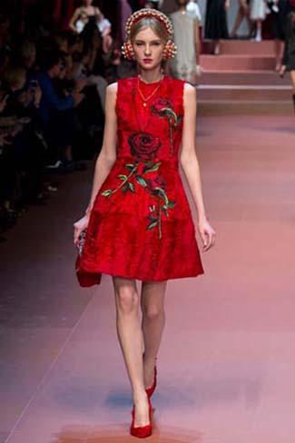 Dolce Gabbana Fall Winter 2015 2016 Womenswear 5