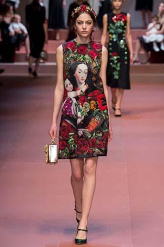 Dolce Gabbana Fall Winter 2015 2016 Womenswear 6