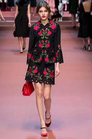 Dolce Gabbana Fall Winter 2015 2016 Womenswear 8