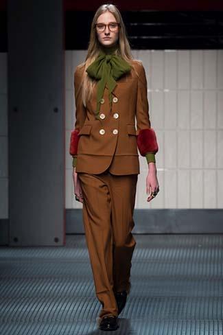 Gucci Fall Winter 2015 2016 Womenswear 10