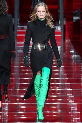 Versace Fall Winter 2015 2016 Womenswear 3
