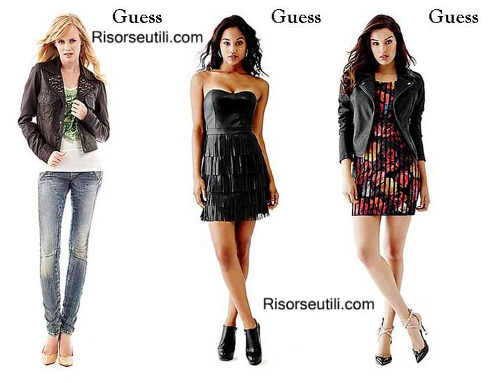 Guess for sales fall winter womenswear