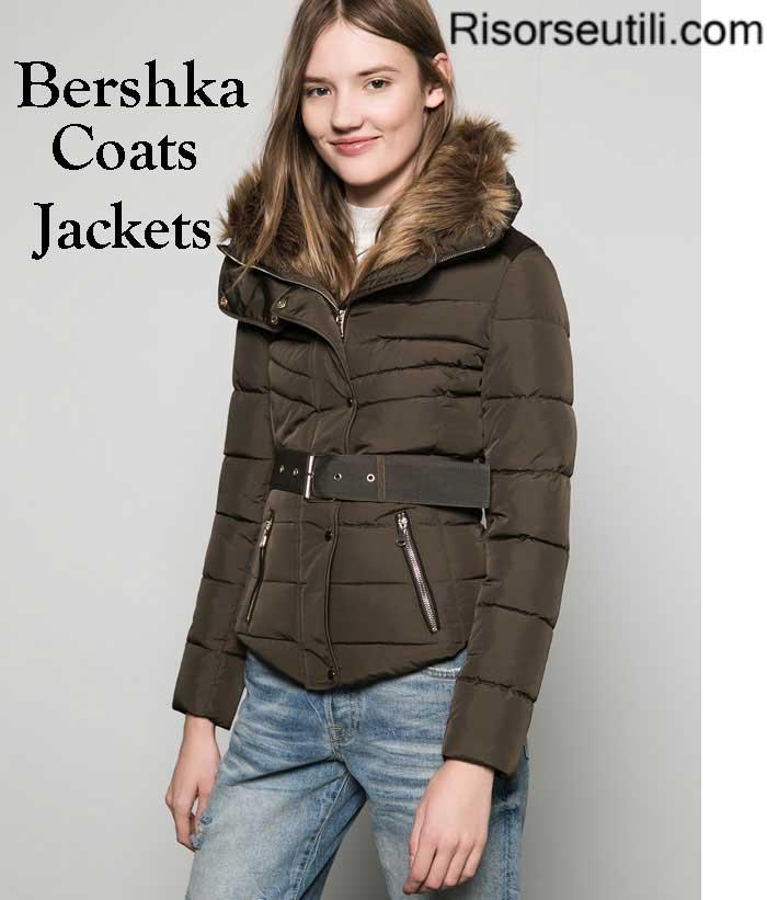 Jackets Bershka fall winter womenswear