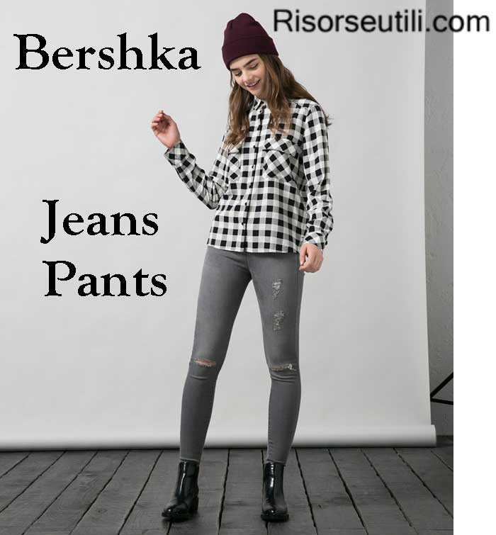 Jeans Bershka fall winter pants womenswear