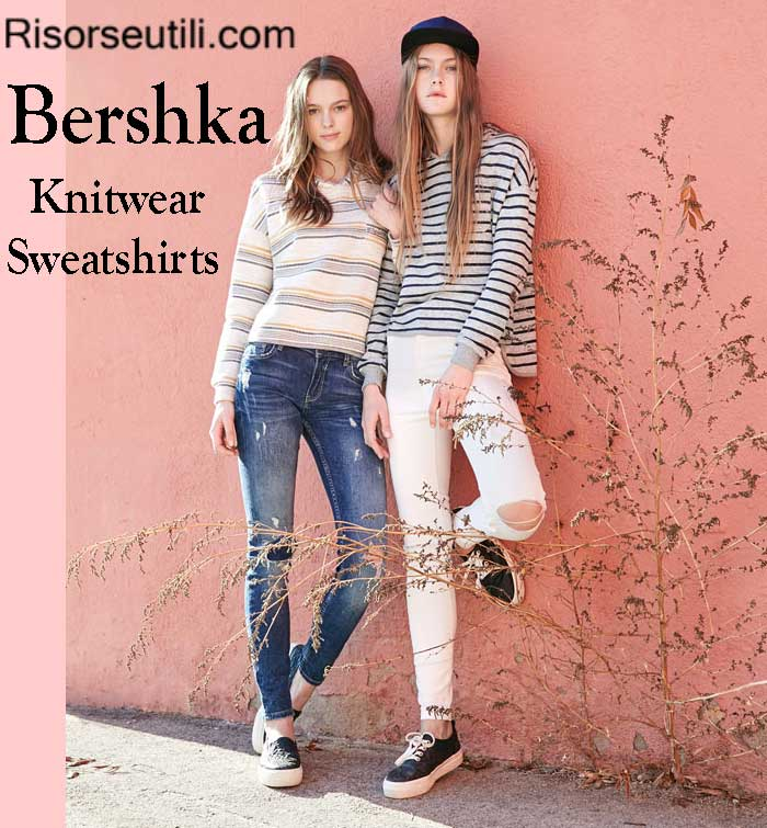 Knitwear Bershka fall winter women and girls