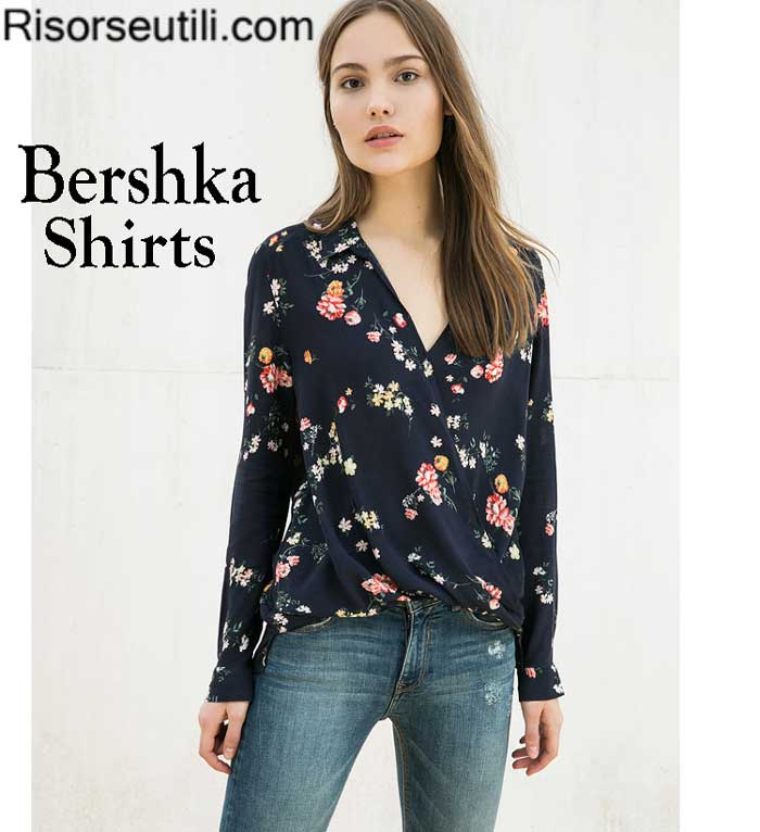 Shirts Bershka fall winter womenswear