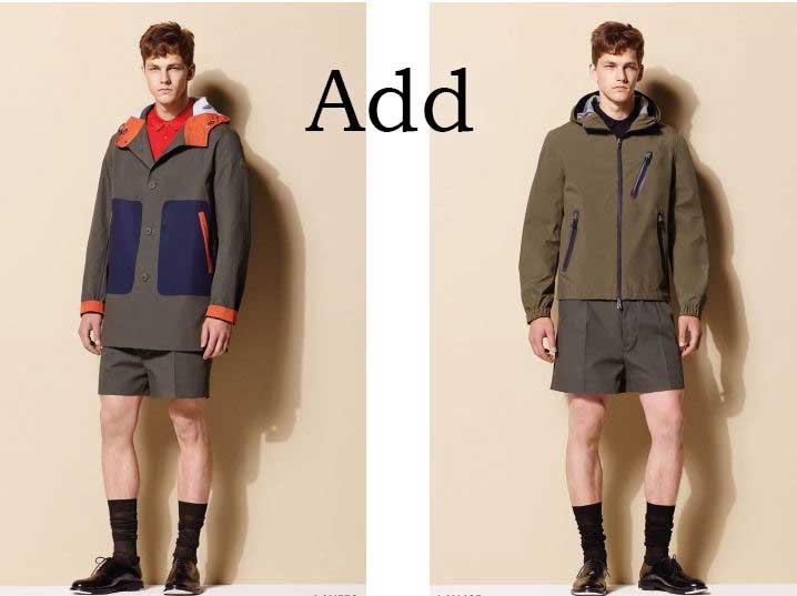 Lifestyle Add spring summer Add menswear 7