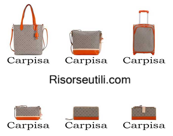 Bags Carpisa spring summer 2016 womenswear handbags