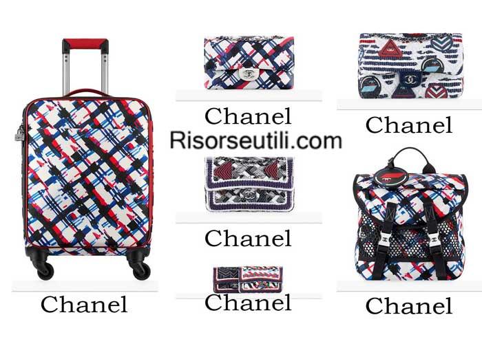 Bags Chanel spring summer 2016 women handbags