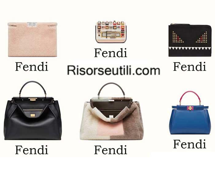 Bags Fendi spring summer 2016 womenswear
