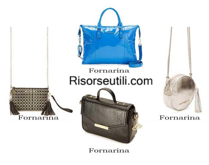 Bags Fornarina spring summer 2016 womenswear