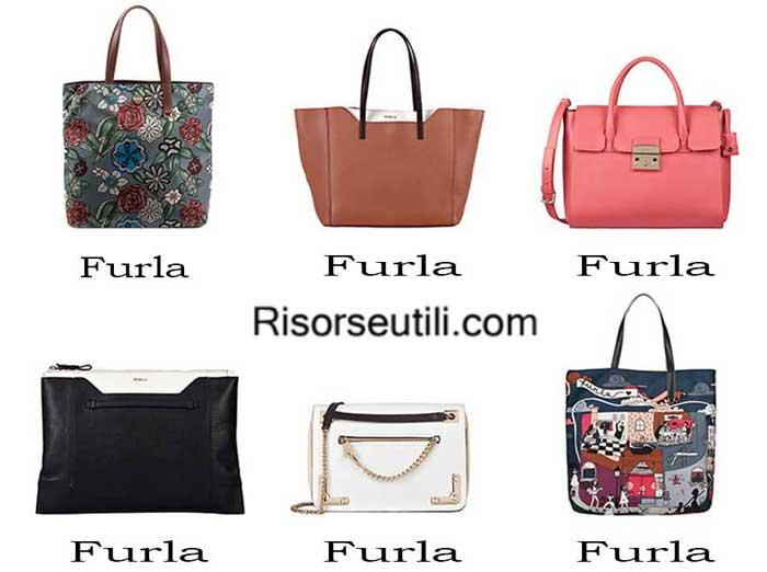 Bags Furla spring summer 2016 womenswear handbags