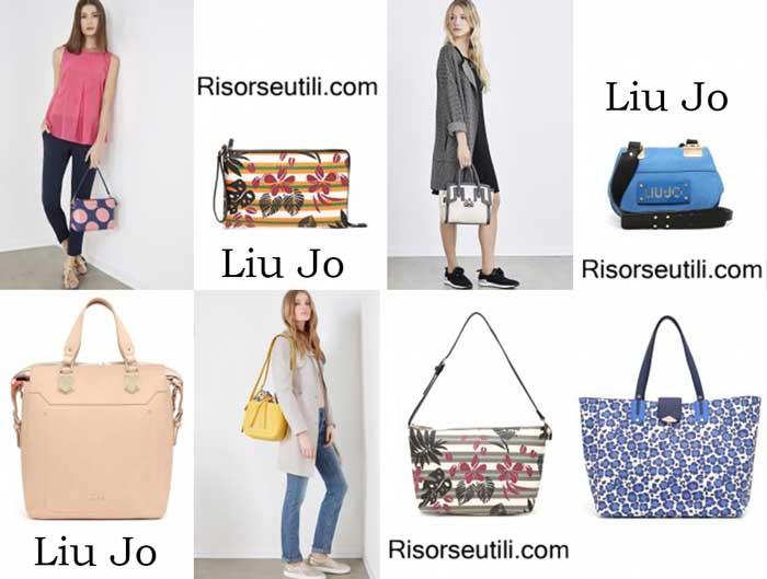 Bags Liu Jo spring summer 2016 women handbags