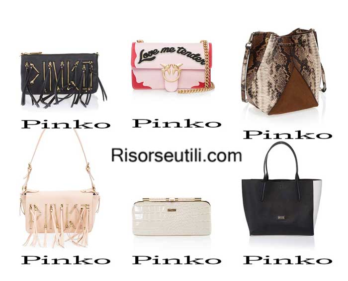 Bags Pinko spring summer 2016 women handbags