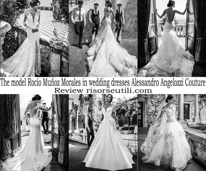 Bridal Alessandro Angelozzi spring summer 2016