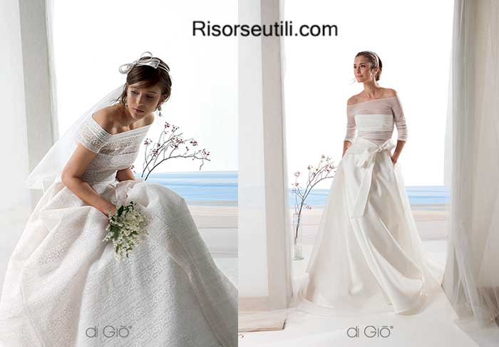 Bridal Le Spose Di Gio spring summer 2016 wedding