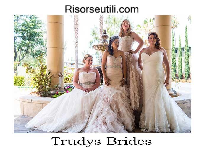 Bridal Trudys spring summer 2016 womenswear curvy