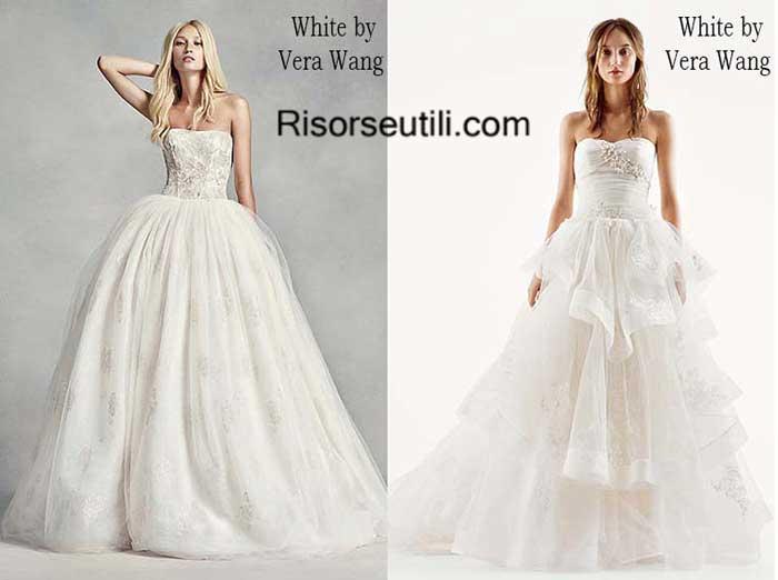 Bridal White by Vera Wang 2016 womenswear curvy