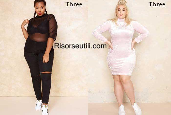 Curvy One One Three spring summer 2016 womenswear