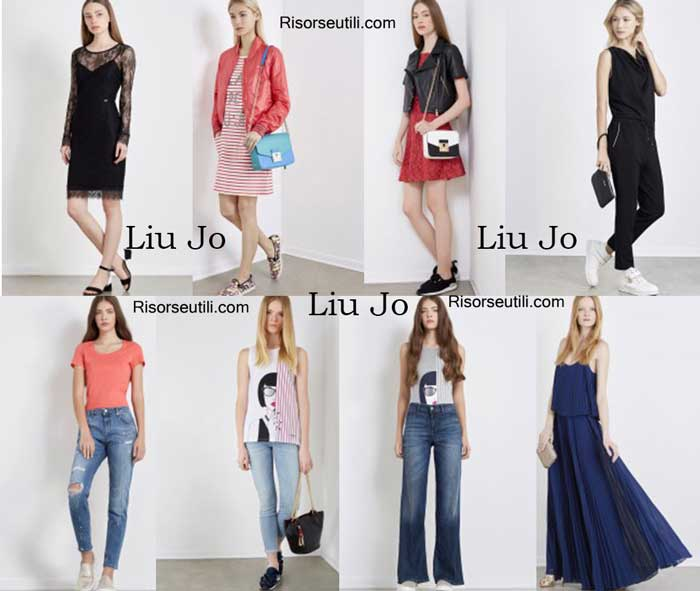 Fashion clothing Liu Jo spring summer 2016 womenswear