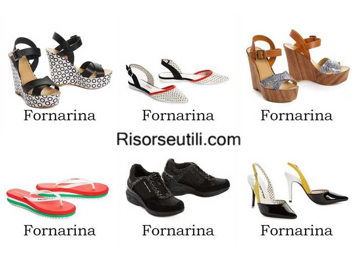 Shoes Fornarina spring summer 2016 womenswear