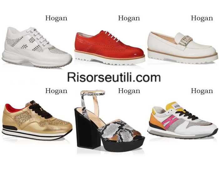 Shoes Hogan spring summer 2016 women footwear