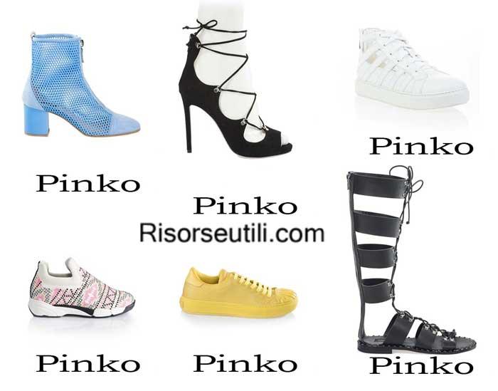 Shoes Pinko spring summer 2016 women footwear
