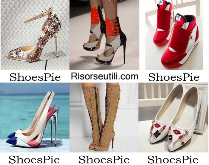 Shoes ShoesPie spring summer 2016 womenswear