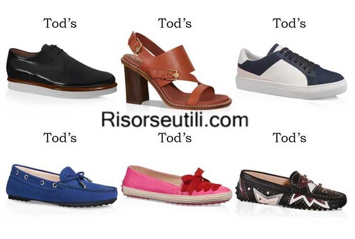 Shoes Tods spring summer 2016 women footwear