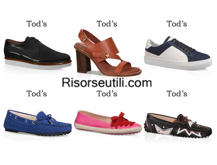 Shoes Tods spring summer 2016 women footwear