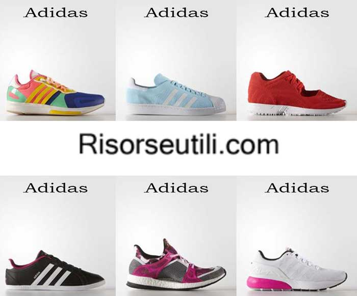 Sneakers Adidas spring summer 2016 women shoes
