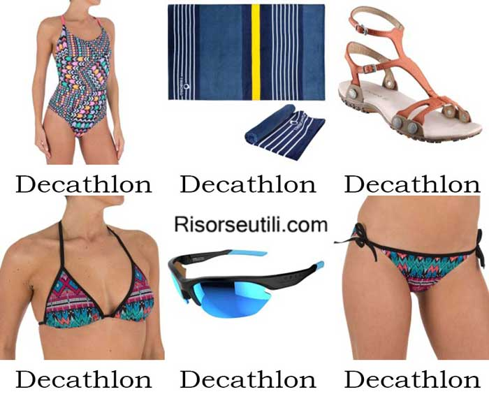 Swimwear Decathlon spring summer 2016 beachwear