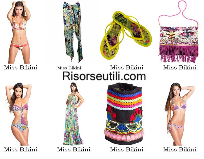 Swimwear Miss Bikini spring summer 2016 beachwear
