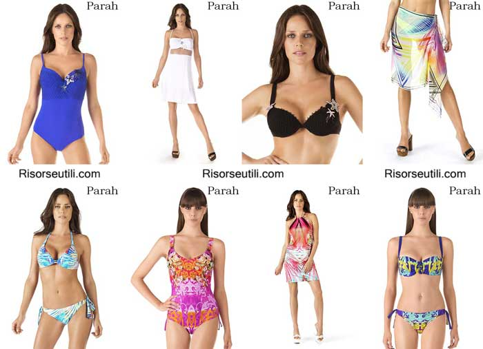 Swimwear Parah spring summer 2016 womenswear