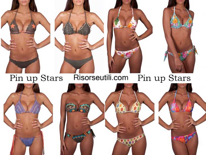 Swimwear Pin up Stars spring summer 2016 women
