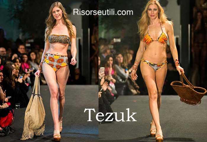 Swimwear Tezuk spring summer 2016 womenswear