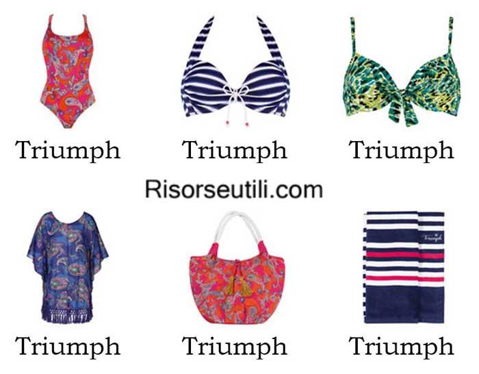 Swimwear Triumph spring summer 2016 women