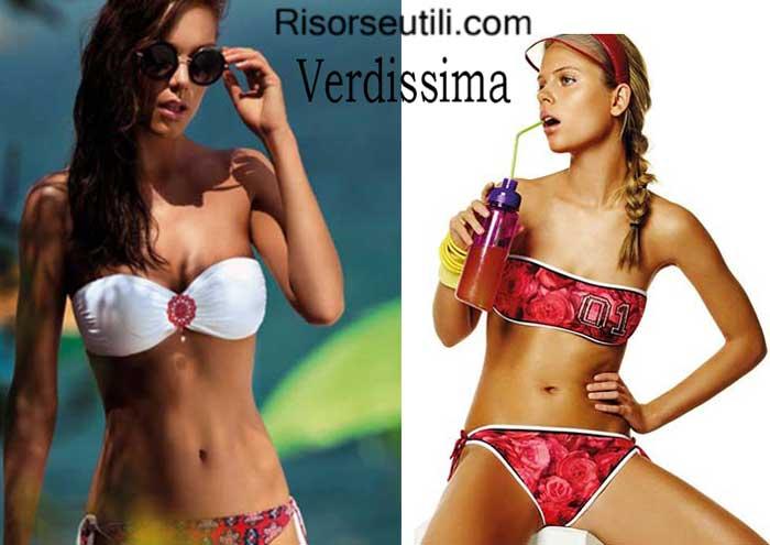 Swimwear Verdissima spring summer 2016 womenswear