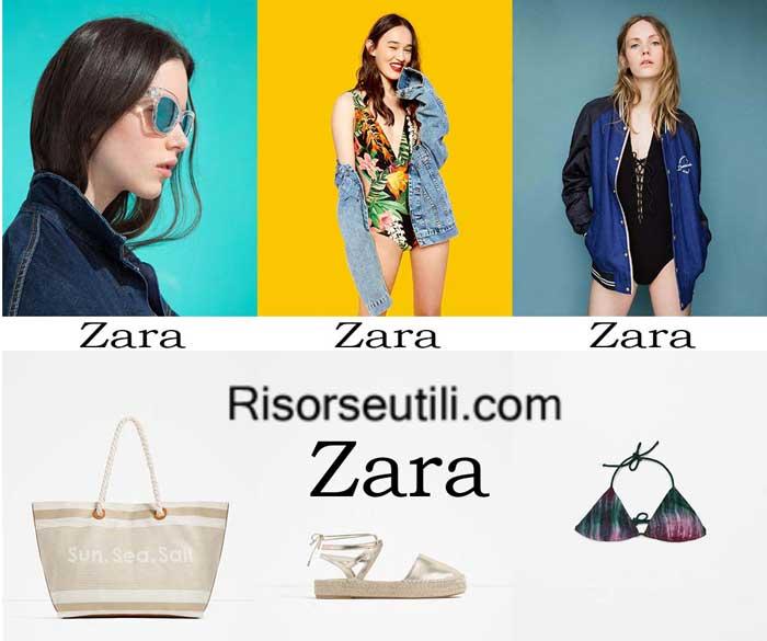 Swimwear Zara spring summer 2016 womenswear