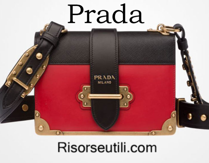 Bags Prada spring summer 2016 womenswear handbags
