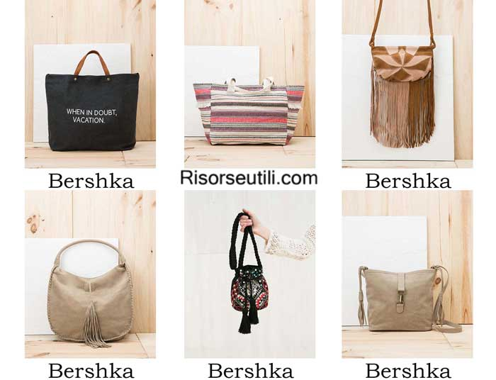 Bags Bershka spring summer 2016 women handbags